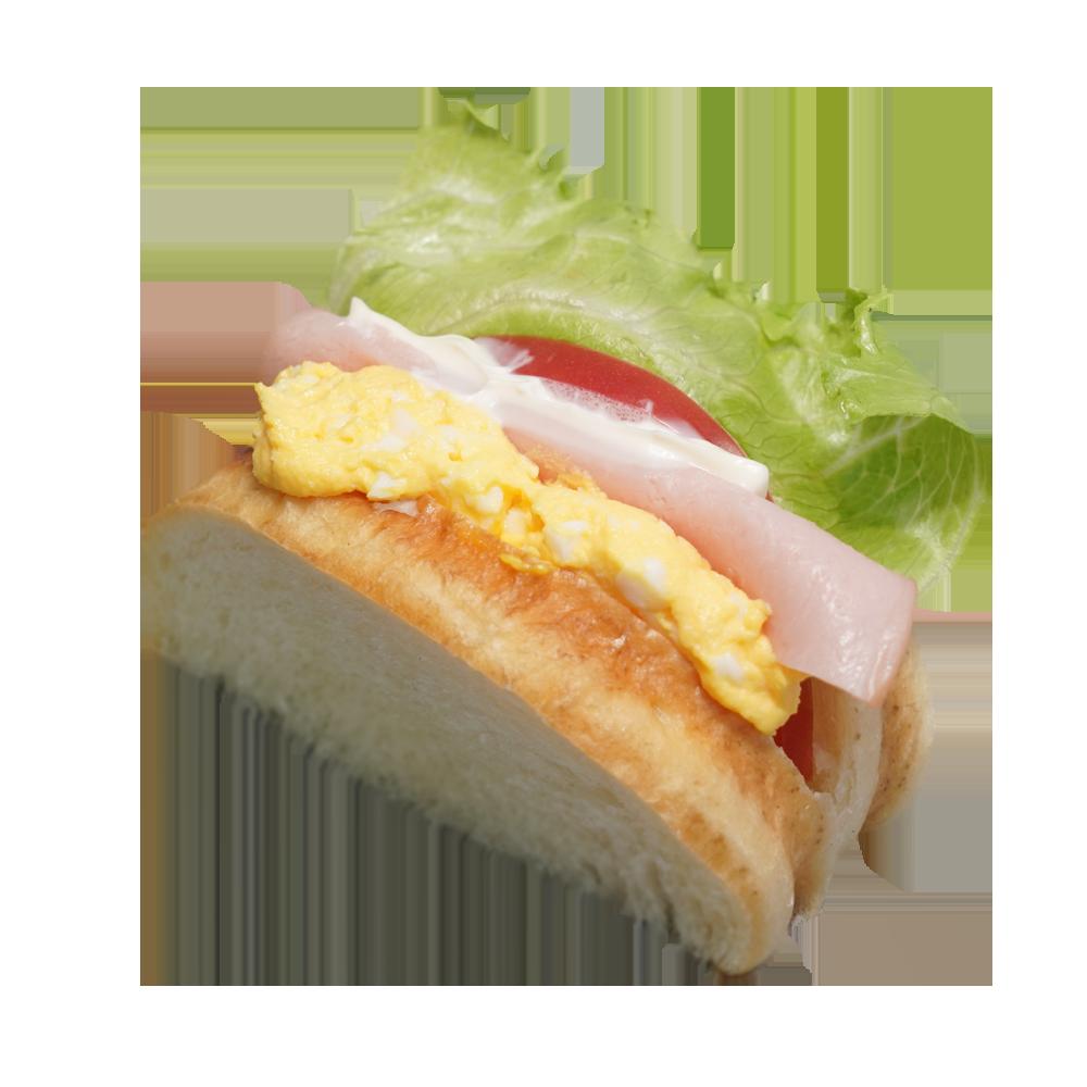 丸太サンド