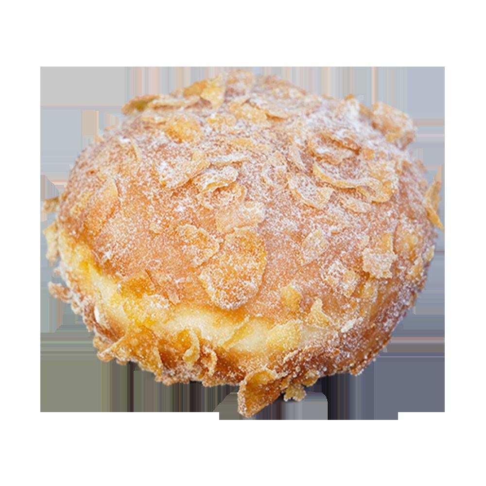 カスタードドーナツ